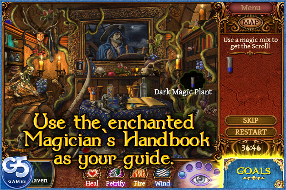 Screenshot The Magician's Handbook II: Blacklore (Full)