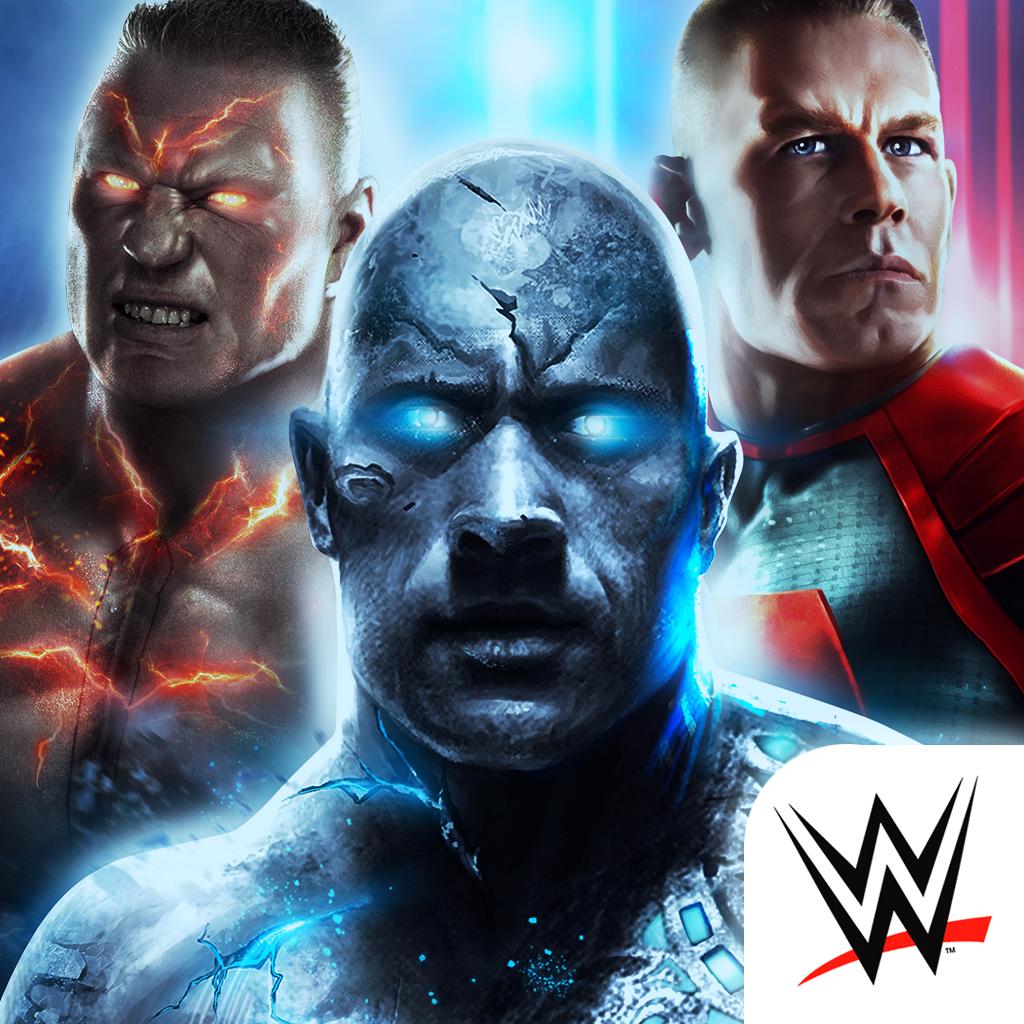 iPhone, iPad: »WWE Immortals«